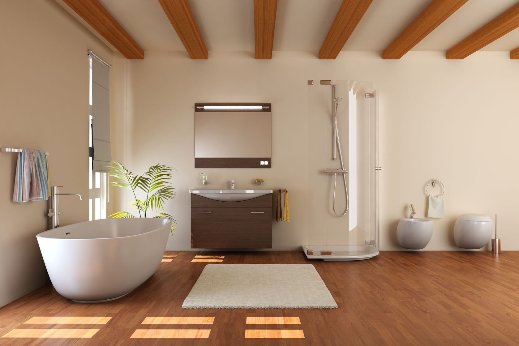 Bathroom Trends to Look Forward to in 2017