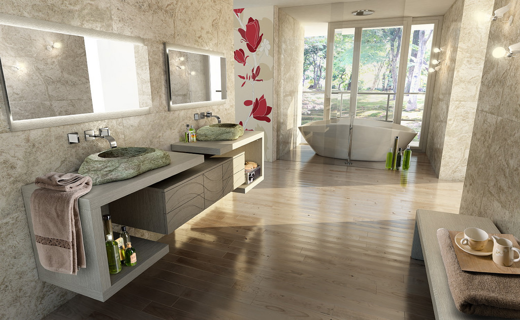 How to Update your Bathroom without Renovating