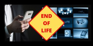 smart devices end of life